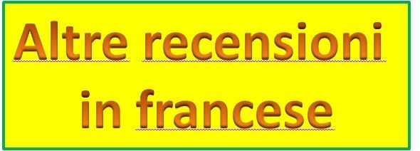Recensioni francese