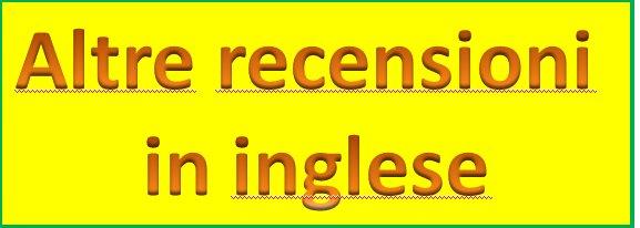 Recensioni inglese